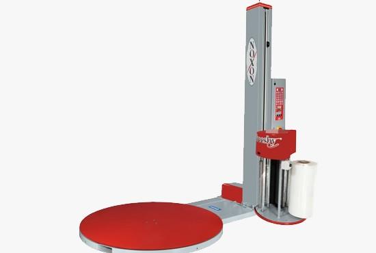 Macchina a tavola rotante semiautomatica