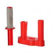 dispenser per estensibile manuale in plastica